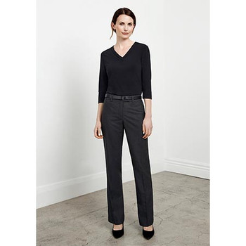 BS29320 - Ladies Classic Flat Front Pant