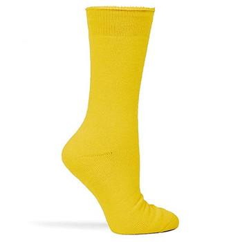 6WWSB - JB's Bamboo Work Sock - Yellow