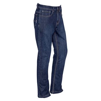 ZP507 - Mens Stretch Denim Work Jeans Front