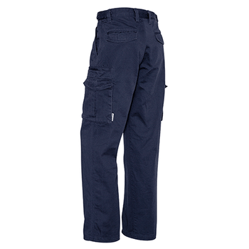 ZP501S - Mens Basic Cargo Pant (Stout) Back