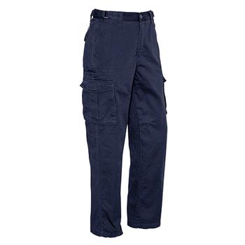ZP501S - Mens Basic Cargo Pant (Stout) Front