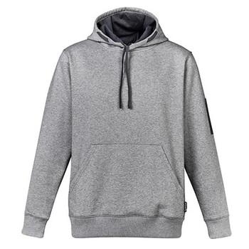 Grey Marle - ZT467 - Unisex Multi-Pocket Hoodie - Online Workwear
