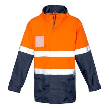 ZJ357 - Mens Ultralite Waterproof Jacket O/N FRONT