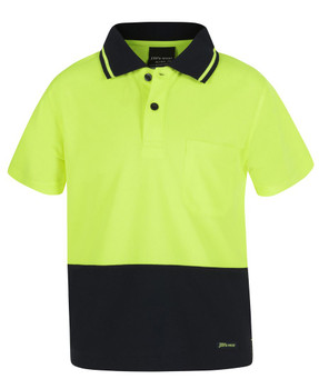 Lime/Navy 12-14