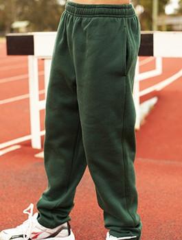 CK225 - Kids Elastic Waist Track Pant