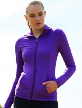 CJ1416 - Ladies Yoga Jacket