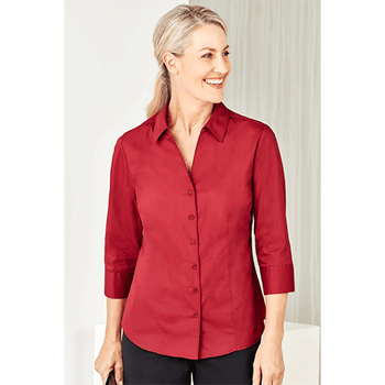 S770LT - Ladies Monaco 3/4 Sleeve Shirt Display