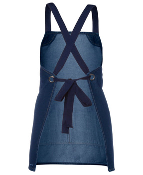 5ACBB - Denim Apron without Strap