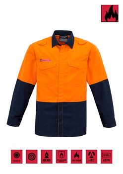 Flame Resistant Hi Vis Shirt
