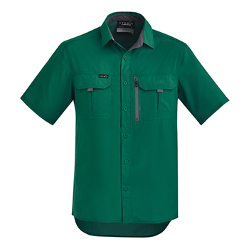ZW465 - Mens Outdoor S/S Shirt