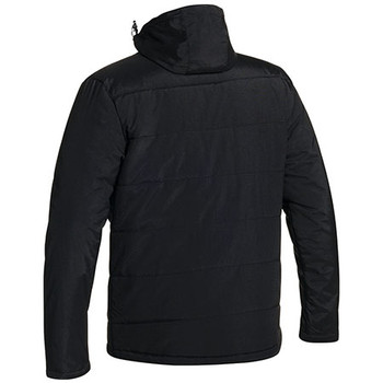 BJ6928 - Puffer Jacket - Black - Back