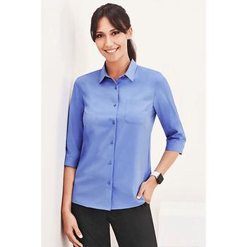 CS951LT - Womens Florence 3/4 Sleeve Shirt Display
