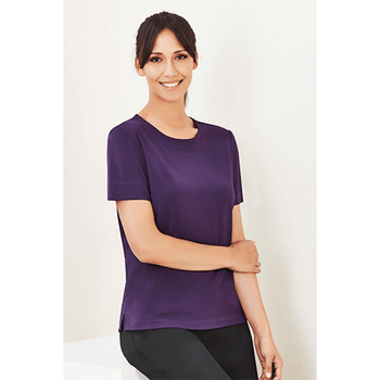 CS952LS - Womens Soft Jersey T-Top Display