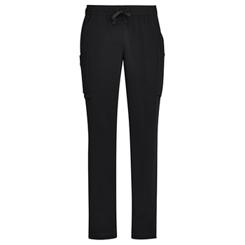 CSP946ML - Mens Multi-Pocket Scrub Pant Black