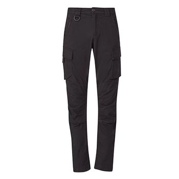 ZP360 - Mens Streetworx Curved Cargo Pant Charcoal Front