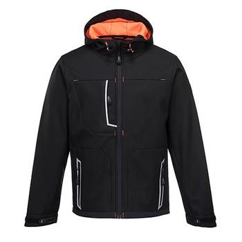 K8112 - Mason Softshell Jacket - Black