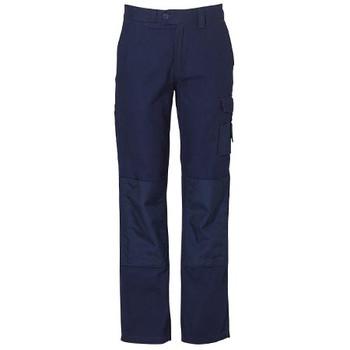 WP10 - Ladies Durable Work Pants - Navy