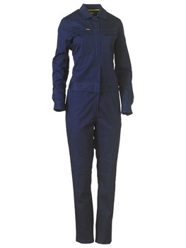 BCL6065 - Womens Cotton Drill Coverall