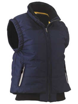 BVL0828 - Womens Puffer Vest