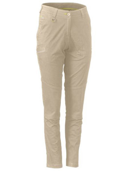 BPL6015 - Womens Stretch Cotton Pants