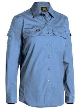 BL6414 - Womens X Airflow Ripstop Shirt