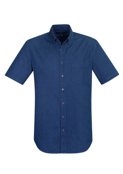 S017MS - Mens Indie Short Sleeve Shirt