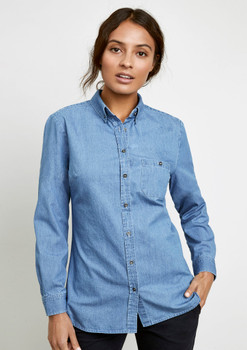 S017LL - Indie Ladies Long Sleeve Shirt