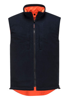 MV214 - Polar Fleece Reversible Vest