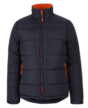 3ACJ - JB's Puffer Contrast Jacket