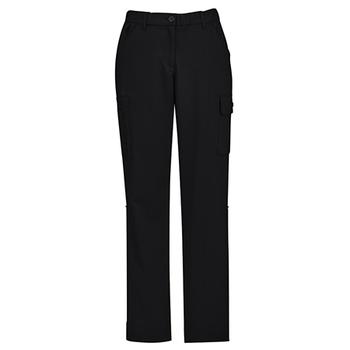 CL954LL - Womens Comfort Waist Cargo Pant Black