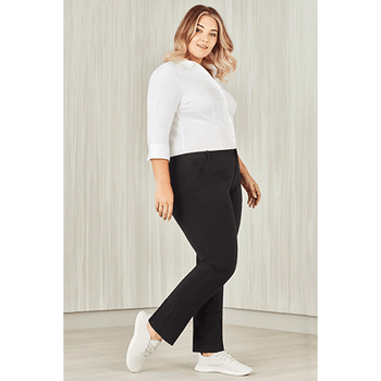 CL955LL - Womens Comfort Waist Straight Leg Pant Display