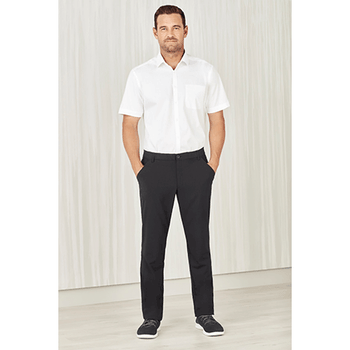 CL958ML - Mens Comfort Waist Flat Front Pant Display