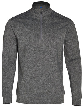 FL25 - Mens Ultimate Half Zip Long Sleeve Sweat Top