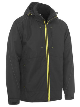 BJ6943 - Flex & Move Heavy Duty Wet Weather Dobby Jacket