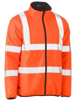 BJ6350HT - Taped Hi Vis Reversible Puffer Jacket