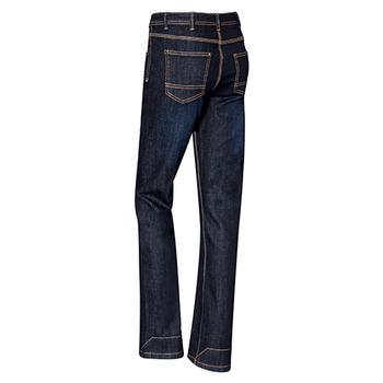 ZP707 - Womens Stretch Denim Work Jeans Back