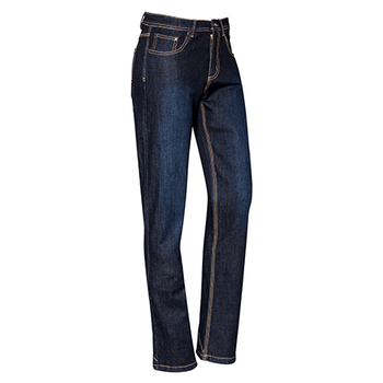 ZP707 - Womens Stretch Denim Work Jeans Front