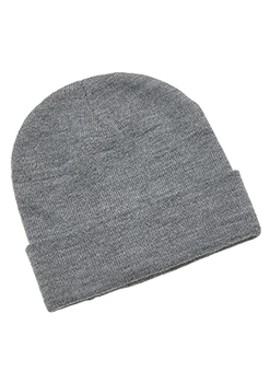 Grey Heather - 4443 Heather Beanie
