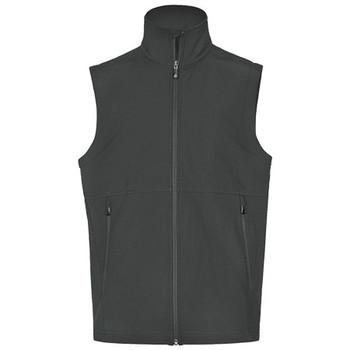 JK25 - Softshell Hi-tech Vest - Charcoal