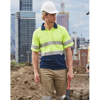 . - SW17A Short Sleeve Safety Polo