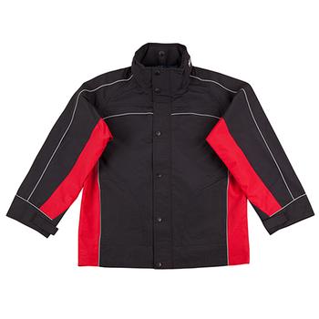 Black-Red - JK18 TEAMMATE JACKET Mens - Winning Spirit