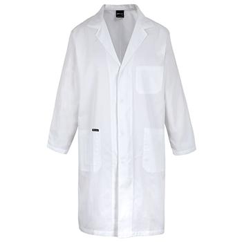 White - 5FIC JBs Food Industry Dust Coat - JBs Wear