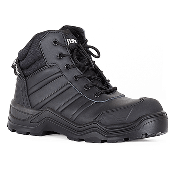 Black - 9H2 Quantum Sole Safety Boot - JBs Wear
