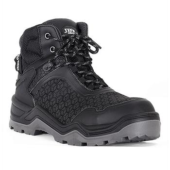 Black - 9H1 Cyclonic Waterproof Boot - JBs Wear