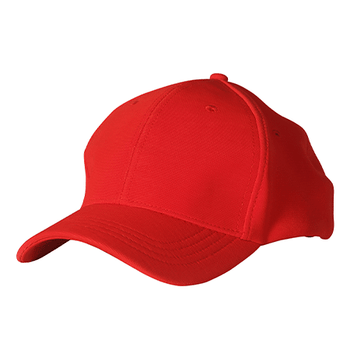 Red - CH10 Ottoman Cap - Winning Spirit