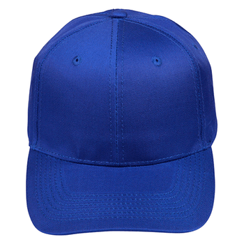 Royal - ch13 Polycotton Twill Cap - Winning Spirit