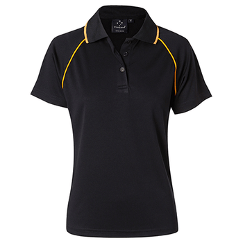 Navy Gold - PS19 - Ladies Champion Polo