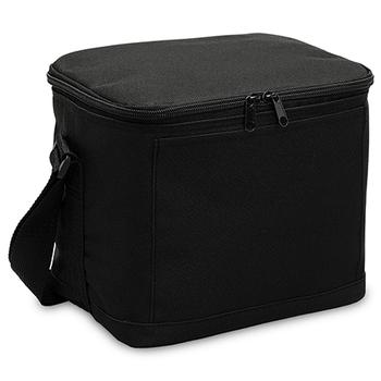 Black-Black - 1238 6 Pack Cooler - Legend