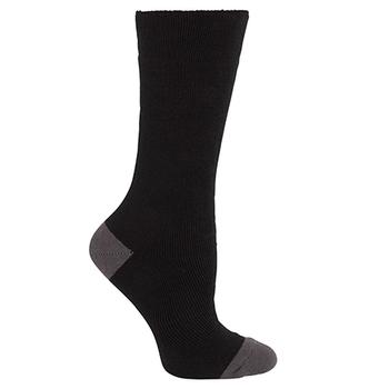 Black-Grey - 6WWS JBs Work Sock - JBs Wear