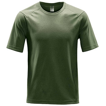 Earth - SPL-2 Mens Mistral Heathered Tee - STORMTECH